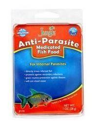 TopDawg Pet Supply Anti - parasite Medicated Fish Food 1oz - http://www.petsupplyliquidators.com/topdawg-pet-supply-anti-parasite-medicated-fish-food-1oz/