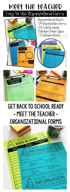 35 best New Students images on Pinterest Classroom, School and
