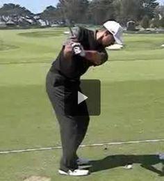 2012 Tiger Woods Slow Motion Iron Swing under Sean Foley's Instruction PGA Tour http://www.powerchalk.com/video/4963_150B8C2E-6341-29AE-F61D-C93152C0A4FB/play
