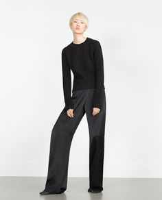 Image 1 of SARONG TROUSERS from Zara