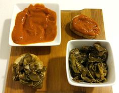 """Sardella e abobrinha ao alho e balsâmico ! . Nada mal para um """"sábado"""", né não ? . Façam seus pedidos ! . #massarocozinhaartesanal#massaroca#feitocomamor#cozinhaartesanal#artesanal#sardella#abobrinha#balsamico#comidadeverdade#ingredintesnaturais#ingredientesselecionados#facamseuspedidos#abc#sp#gastronomia#instafood#food#aperitivos#entradas#antepastos http://w3food.com/ipost/1504834197889816953/?code=BTiPrrjFRl5"""