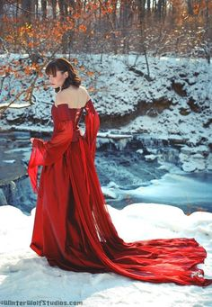 Miranda Magical Medieval Corset Fantasy Gown by RomanticThreads, $1,125.00