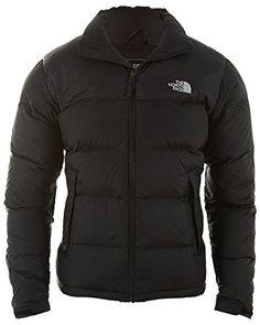 The North Face Mens Nuptse Jacket TNF Black/TNF Black (C759) (XL)