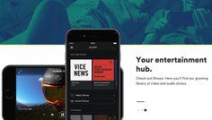Com Spotify voce ja pode assistir videos no Android e iOS em streaming - http://hexamob.com/pt-br/news-pt-br/com-spotify-voce-ja-pode-assistir-videos-no-android-e-ios-em-streaming/