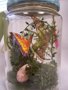 fairy crafts | You have heard and seen one of God's most illusive creatures...