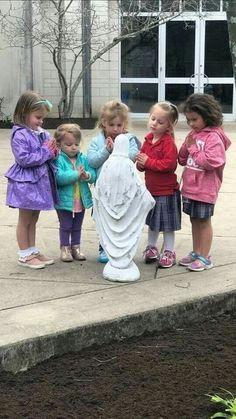 Holy Mary, Mother of God Catholic Religion, Catholic Quotes, Catholic Prayers, Catholic Art, Catholic Saints, Roman Catholic, Blessed Mother Mary, Blessed Virgin Mary, Photo Elephant
