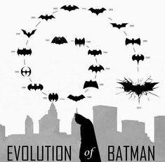 BreaktimeFun: A evolução do simbolo do Batman