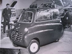 1952-1954 ISSI (Italy) - make published at www.allcarindex.com