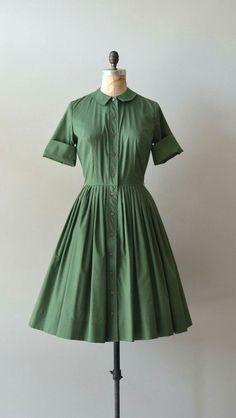 Ladies 1950's Dress