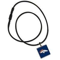 Denver Broncos Lifetile Necklace