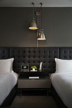 Hotel Zetta in San Francisco, California via @. HomeDSGN .