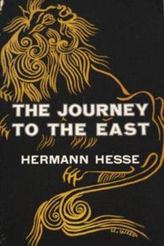 """Résultat de recherche d'images pour """"histoire de Léo Hermann Hesse : """"Journey to the East"""""""""""
