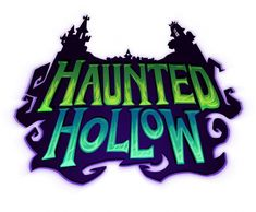 Haunted Hollow - Brought to you by and developed by Firaxis (who gave you Civilization and XCOM: Enemy Unknown), Haunted Hollow is built around similar concept. Objective is simple: Scare the people of the whole town and possess their homes. Halloween Logo, Typography Logo, Lettering, Game Font, Mobile Logo, Mobile Game, Video Game Logos, Vynil, Pix Art