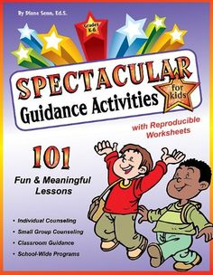 Spectacular Guidance Activities for Kids book w/CD by Diane Senn http://www.amazon.com/dp/159850083X/ref=cm_sw_r_pi_dp_uOL6ub18BYPZW