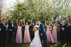 Niamh and David's Glam DIY Wedding By Art Wedding Photography