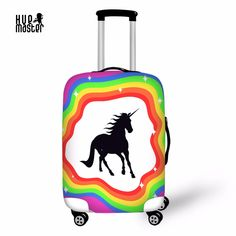 Valiz Real Luggage Cover Trolley 2018 New Travel Accessories Bear Sakura Magic Wand Shape Pvc Soft Plastic Tag Wholesale Luggage & Bags