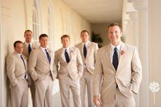 Lindsay + Lake :: Tampa Palms Country Club Wedding Photography :: Groomsmen