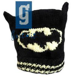 Gnit-It Batman Toque Fanny Pack, Knits, Batman, Knitting, Bags, Fashion, Hip Bag, Handbags, Moda