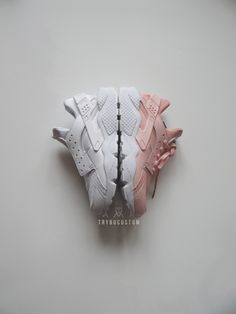 "Nike Air Huarache ""Flamant Rose"""