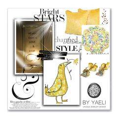 """""""Golden touch"""" by therusticpelican ❤ liked on Polyvore featuring Giallo and Pier 1 Imports"""
