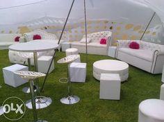 Tiffany Chairs Stretch Tents Couches Gazebos Umbrellas Tails Pretoria Image