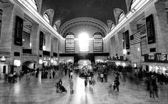 visit Grand Central Station in N.Y.