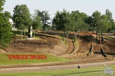 Redbud- The best outdoor track in the USA!  I loved riding that track! The layout and dirt is perfect!