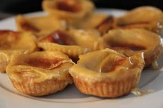 My life with an Omnivore...: Pasteis de nata