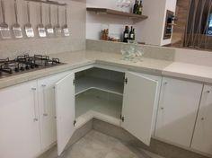 armário de cozinha em alvenaria - Pesquisa Google