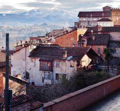 Old Mondovì, Piemonte Italy