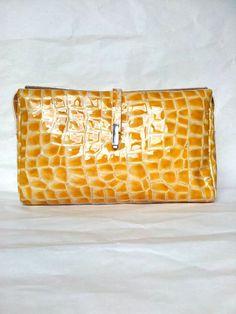Borsa vintage anni '80 marchio GRECO pelle di SHOPPINGbeGOOD