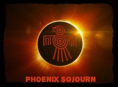 Aztecbird_cropcircle_logo_orange_darker_eclipse_background image by Gail_Phoenix - Photobucket