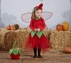 Strawberry Fairy Tutu Costume