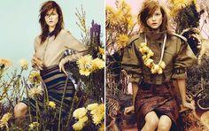 Kasia Struss by Rafael Stahelin for Vogue Korea February 2012