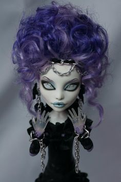 monster high - custom spectra