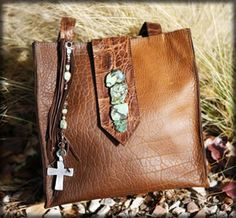 ~ home on the range <3 ~   the softest purse you'll ever feel!