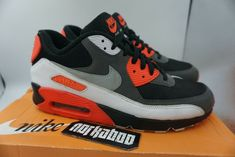 sale retailer 2a6cc 01d6e (eBay Sponsored) Nike Air Max 90 OG Reversed Infrared 725233-006