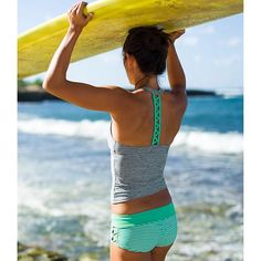 Zahara Tankini | Athleta ... Love the top. Perfect for my 50 year body ... my fit 50 year old body ... :)
