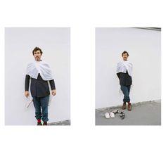 REPLICA MAN#1 - MARK BORTHWICK BY BIBI CORNEJO BORTHWICK @bibicornejoborthwick @reeditionmag @replicamanmag Mark Borthwick, Normcore, Instagram Posts, Style, Fashion, Swag, Moda, Fashion Styles, Fashion Illustrations