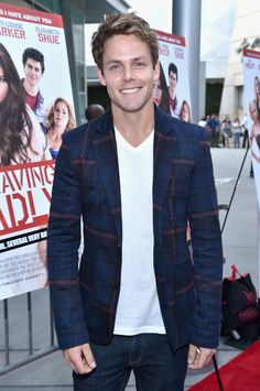 Lachlan Buchanan — 'Behaving Badly' Premiere at ArcLight Hollywood in Hollywood — July 29, 2014 #LachlanBuchanan #BehavingBadly