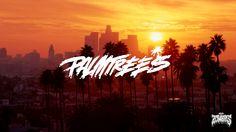 Flatbush zombies Palmtrees wallpaper