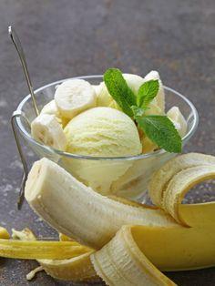 Bananeneis: Tip: Und wenn die Bananen noch entwas grün sind hilft die resistente Stärke sogar unseren Darmbakterien!