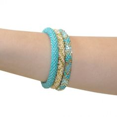 Lily and Laura Bracelets- 3 Pack #bracelets #fashion 9thelm.com