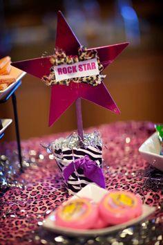 Rock Star Decor