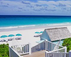 The Dunmore, a Harbour Island resort in the Bahamas