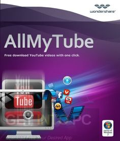 Download Wondershare AllMyTube Free   Wondershare AllMyTube Free Download Latest Version for Windows. It is full offline installer standalone setup of Wondershare AllMyTube for 32/64.  Wondershare AllMyTube Overview  Wondershare AllMyTube is a handy application which will let you download online videos easily and then convert them into various different file formats. With this application you can download videos from Facebook Metacafe Dailymotion Vevo and Google etc. You can also…