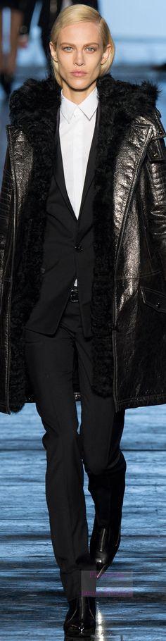 Diesel Black Gold Fall 2014 Ready-to-Wear