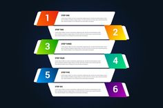 Vector infographic chart. Business Infographic. $2.00
