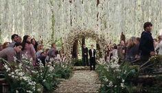Most memorable movie weddings.
