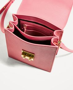Image 5 of CITY BAG WITH SCARF from Zara